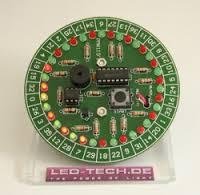 Led Christmas Tree Circuit Diagram