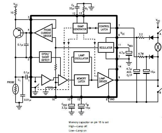 water level measurement circuit diagram  water  free