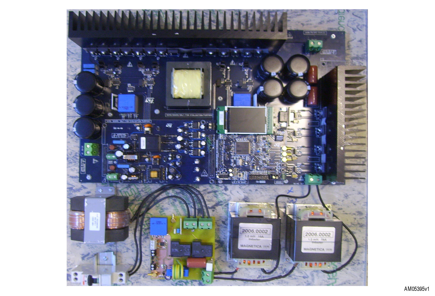 Grid-t1 Circuit Inverter Wiring Diagram on