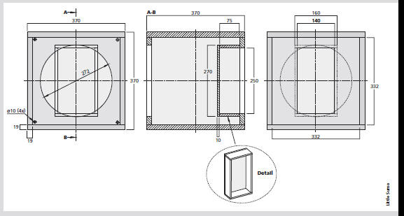 Monaco3 monacor subwoofer speakers box enclosure design speaker box diagram at readyjetset.co