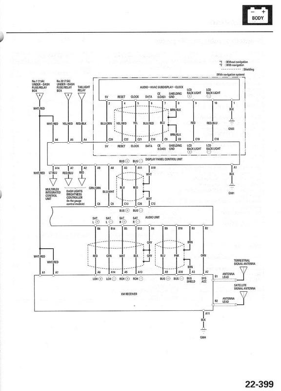 acura tl 2006 wiring diagram acura wiring diagrams