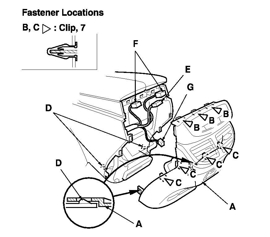 index of images acura mdx armrest removal center panel diagram jpg
