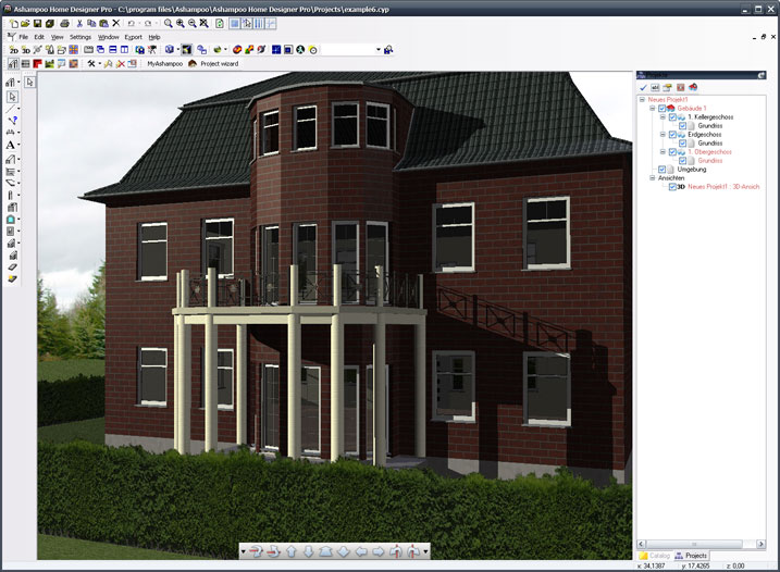 Architect software gratis te downloaden Home modeling software