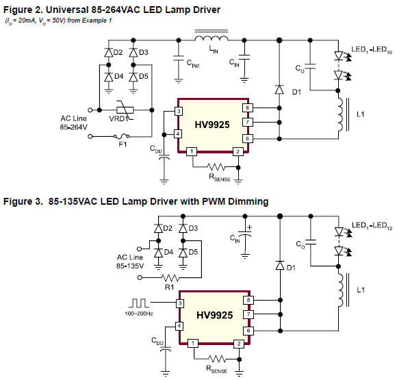 Dimmer16 Wiring Diagram Schematics Led Dimming on