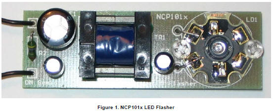 led flasher circuit diagram luxeon v star led universal design for variety of leds 1 w 3 w
