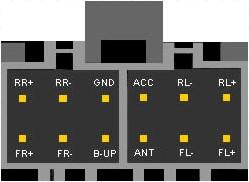 Goldstar car radio stereo audio wiring diagram autoradio connector lg tcc 5610 cheapraybanclubmaster Choice Image