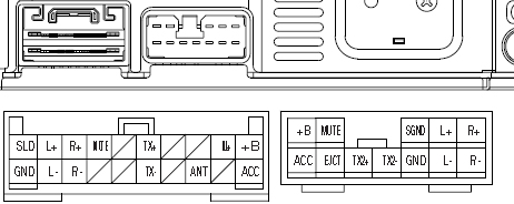 radio wiring diagram pioneer radio wiring diagrams