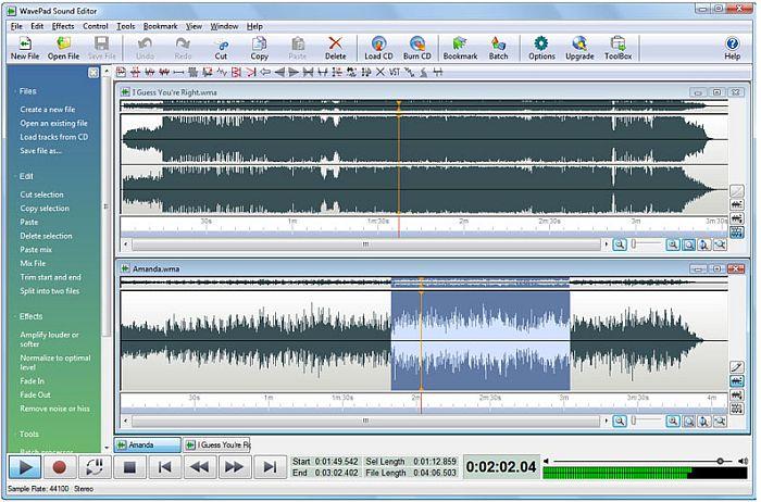 Muziek opname programma gratis downloaden