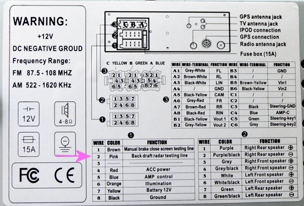 wiring diagram for rover 45 rover car radio stereo audio wiring diagram autoradio ... #5