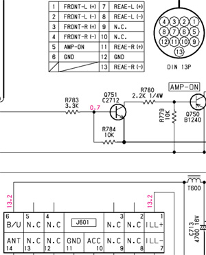 SUBARU PF 2343I A stereo wiring diagram subaru mcintosh wiring diagram 2013 wrx radio wiring diagram  at bayanpartner.co