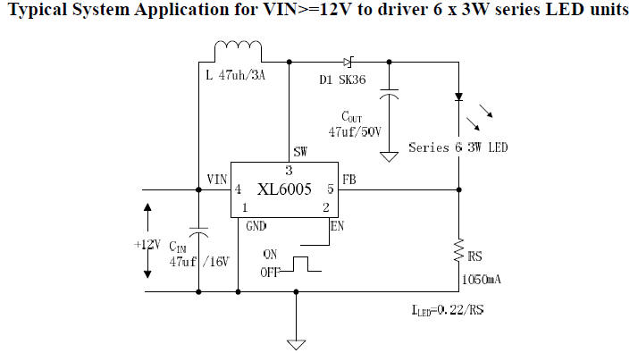 12v led circuit diagram switching constant current driver ... 12v led circuit diagram