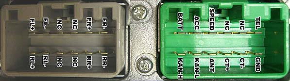 VOLVO HU 415 stereo wiring connector volvo car radio stereo audio wiring diagram autoradio connector  at edmiracle.co
