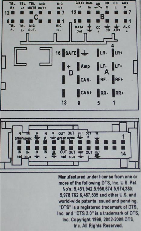 Seat Car Radio Stereo Audio Wiring Diagram Autoradio