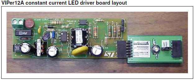 white led driver constant current isolated offline circuit diagram rh tehnomagazin com