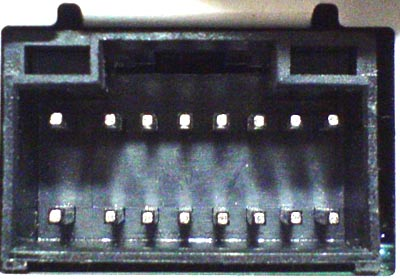 IVA-D105R connector pinout