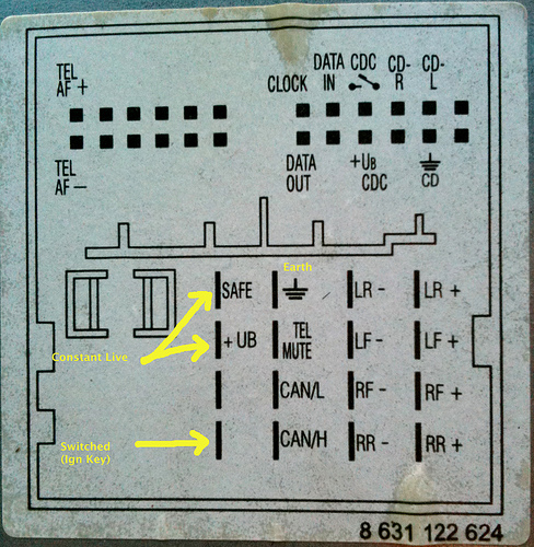 iso konektor autoradio 7 pin connector wiring diagram tractor 7 pin connector wiring diagram