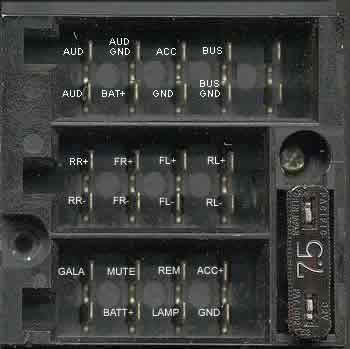 Mercedes Be on 2005 mercedes radio wiring diagram