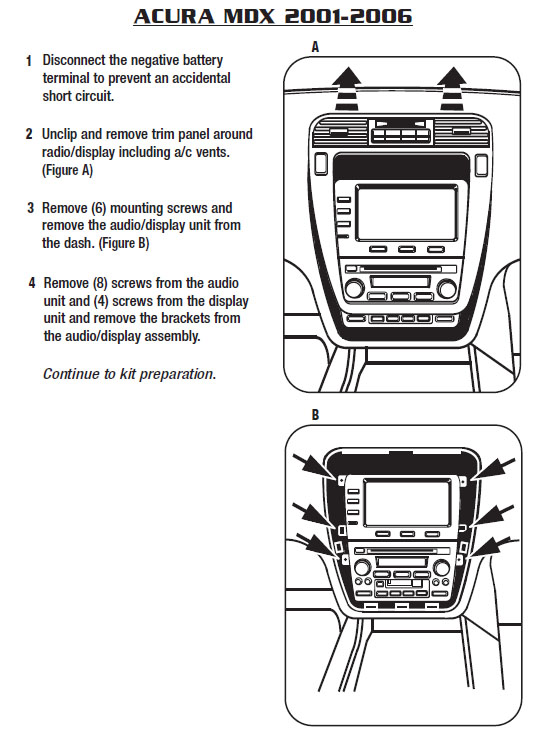 Acura Mdx Radio Panel Removal on Ipod Connector Wiring Diagram