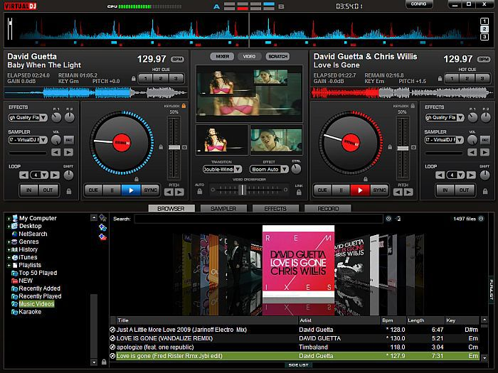 dj remix software for pc free download