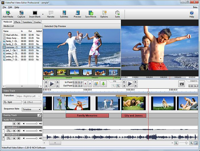 Free Video Editor Software Download