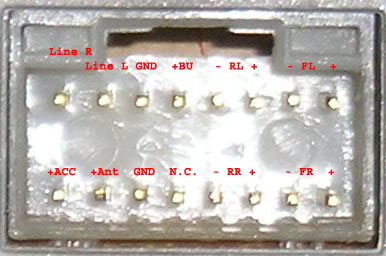 Infinity Stereo Wiring Diagram Xg on