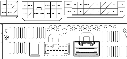 pioneer car radio stereo audio wiring diagram autoradio lexus fuel system diagram