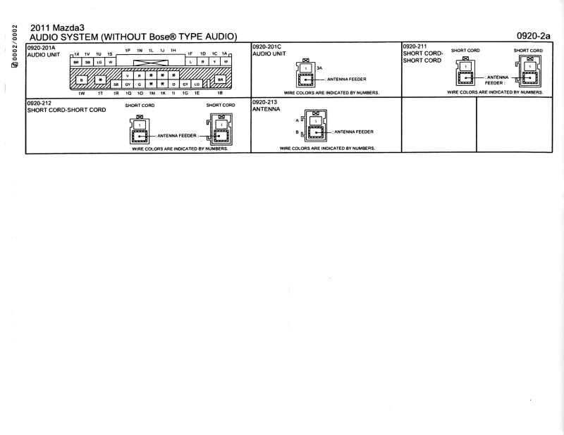 Mazda 3 2011 stereo wiring diagram 3 2003 mazda 6 wiring diagram 2005 mazda 6 wiring diagram \u2022 free 2002 Mazda MPV Wiring-Diagram at edmiracle.co