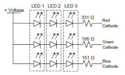 rgb led circuit diagram 120 volt led circuit board diagram led circuit board diagram #15