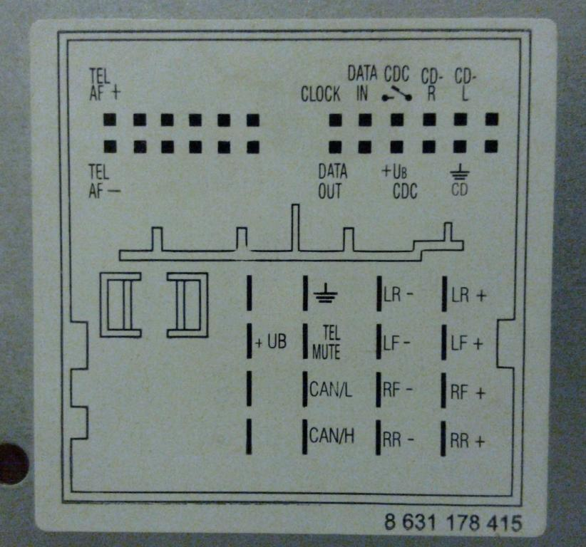 Seat Se Lhd Stereo Wiring Connector on speaker wiring diagram
