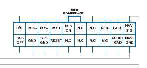 Subaru Car Radio Stereo Audio Wiring Diagram Autoradio Connector Wire Installation Schematic Schema Esquema De Conexiones Stecker Konektor Connecteur Cable Shema